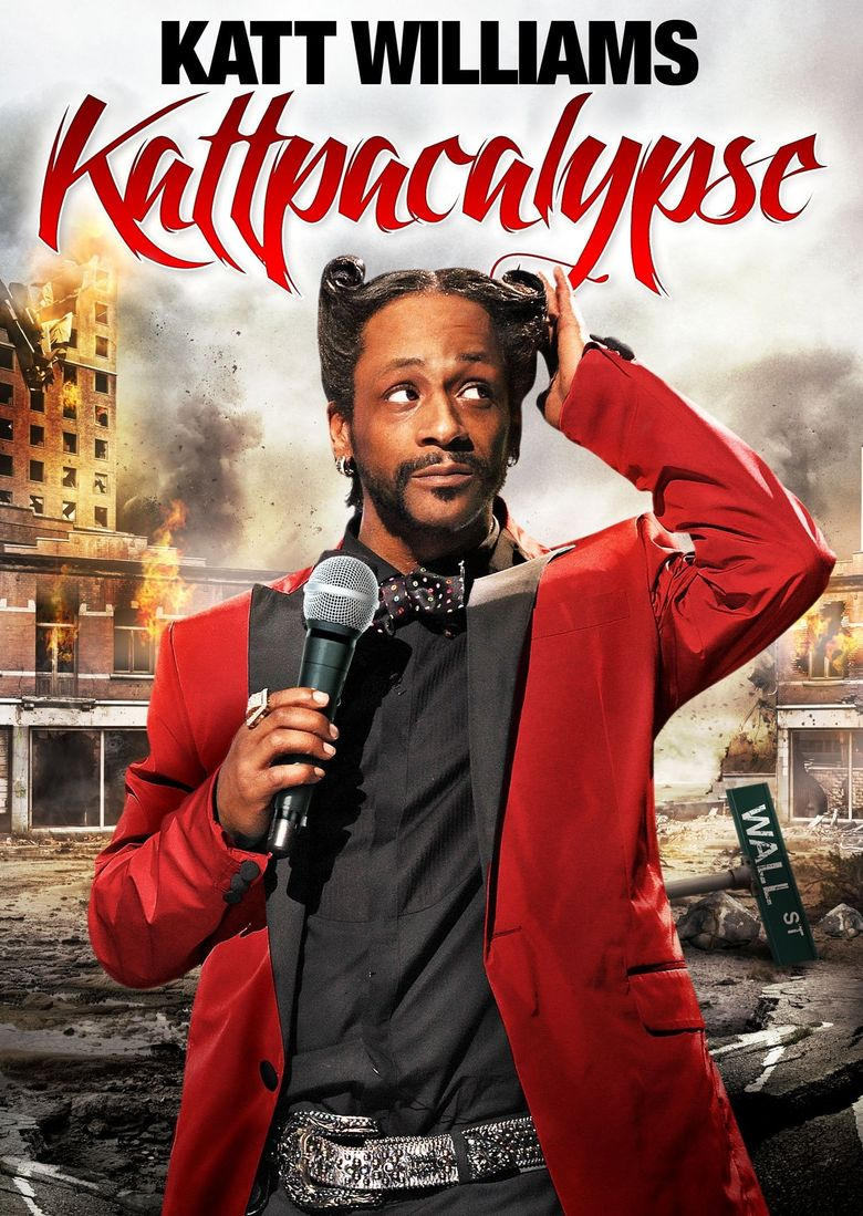 Katt Williams: Kattpacalypse Poster