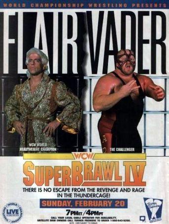 WCW SuperBrawl IV Poster