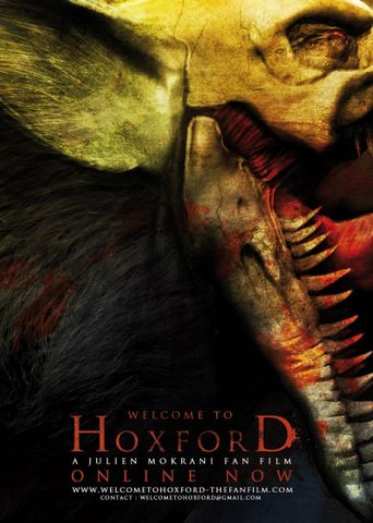 Welcome to Hoxford: The Fan Film Poster