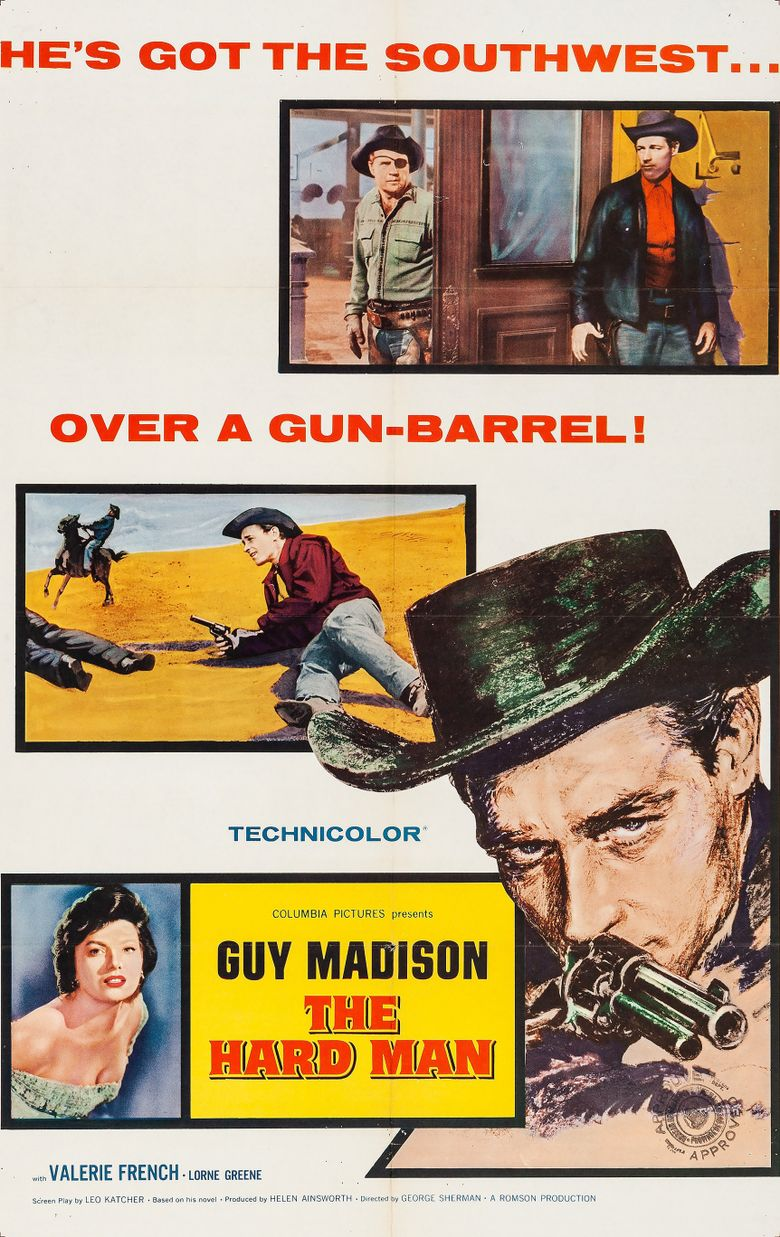 The Hard Man Poster
