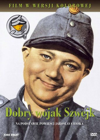 The Good Soldier Švejk Poster