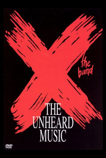 X: The Unheard Music Poster