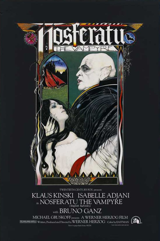 Nosferatu the Vampyre Poster