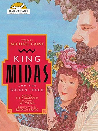 Rabbit Ears: King Midas and the Golden Touch Poster