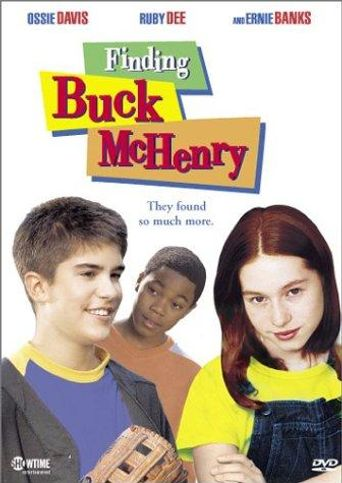 Finding Buck McHenry Poster