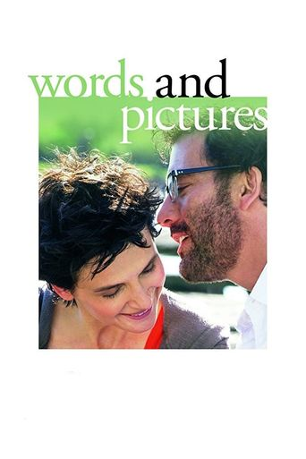 Words and Pictures Poster
