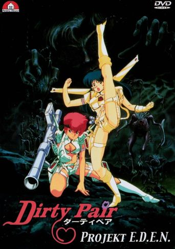 Dirty Pair: Project Eden Poster