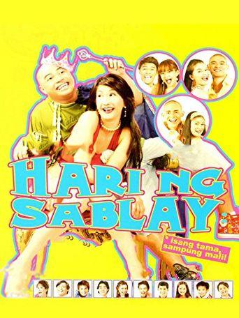 Hari ng Sablay Poster
