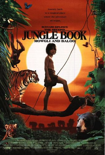The Second Jungle Book: Mowgli & Baloo Poster