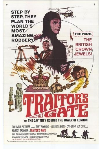 Traitor's Gate Poster