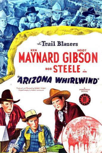 Arizona Whirlwind Poster