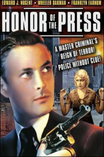 The Honor of the Press Poster