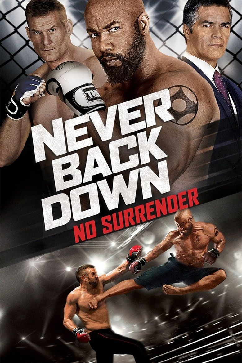 Never Back Down: No Surrender (2016) - Where to Watch It