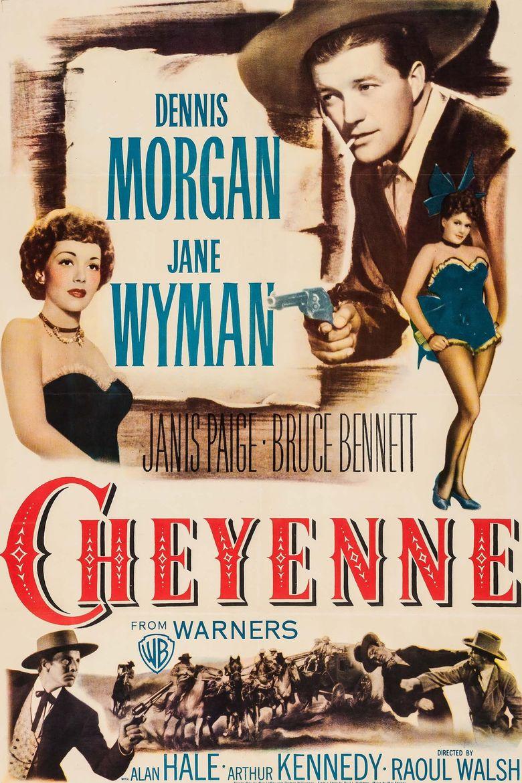 Cheyenne Poster