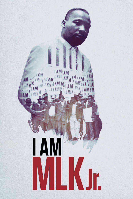 I Am MLK Jr. Poster
