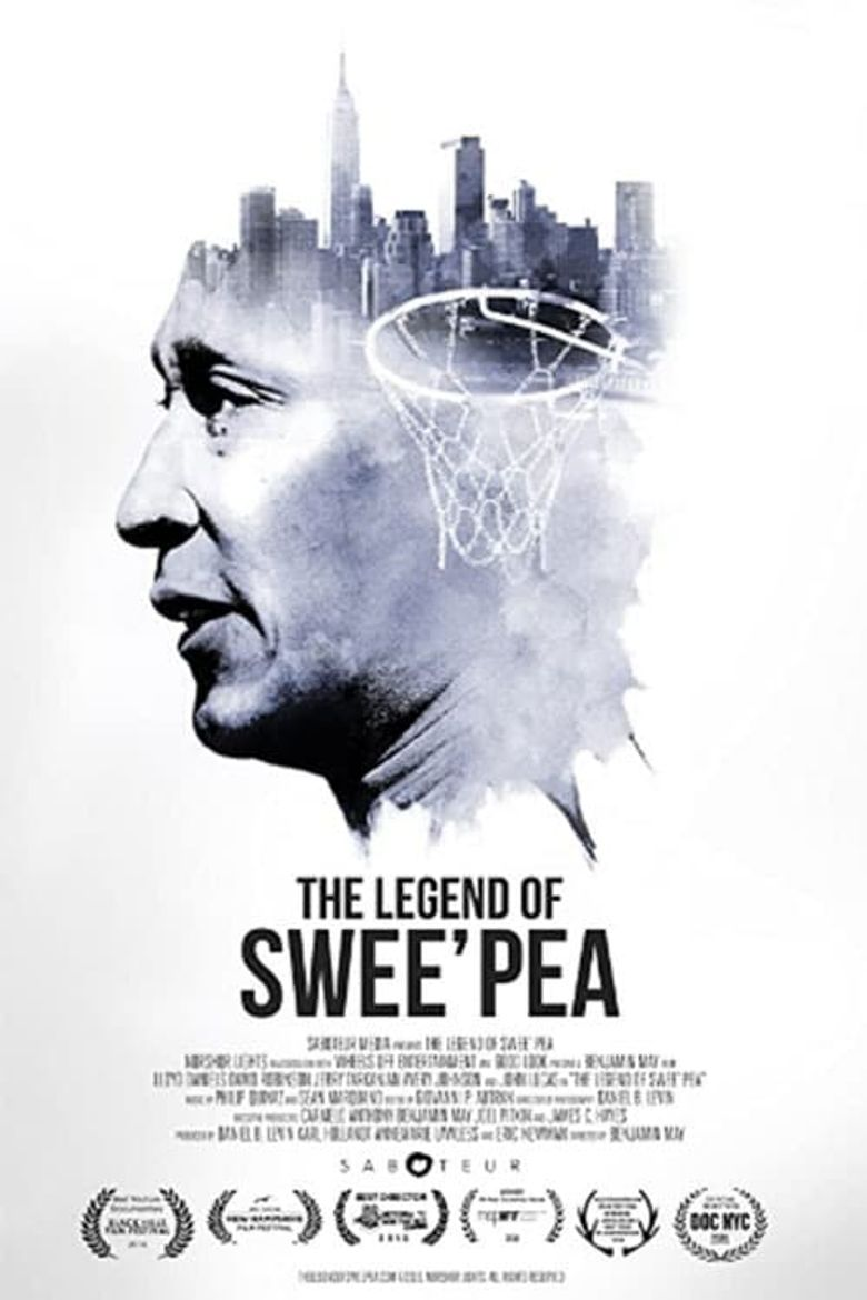 The Legend of Swee' Pea Poster