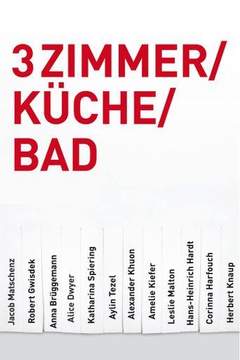 3 Zimmer/Küche/Bad Poster