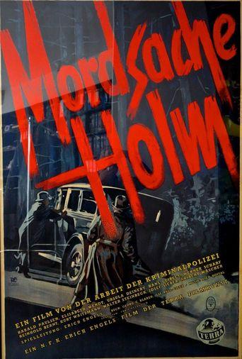 Mordsache Holm Poster