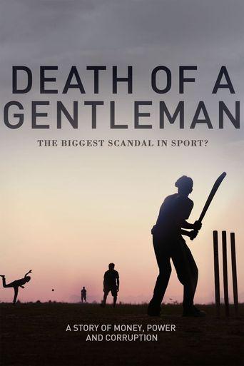 Death of a Gentleman Poster