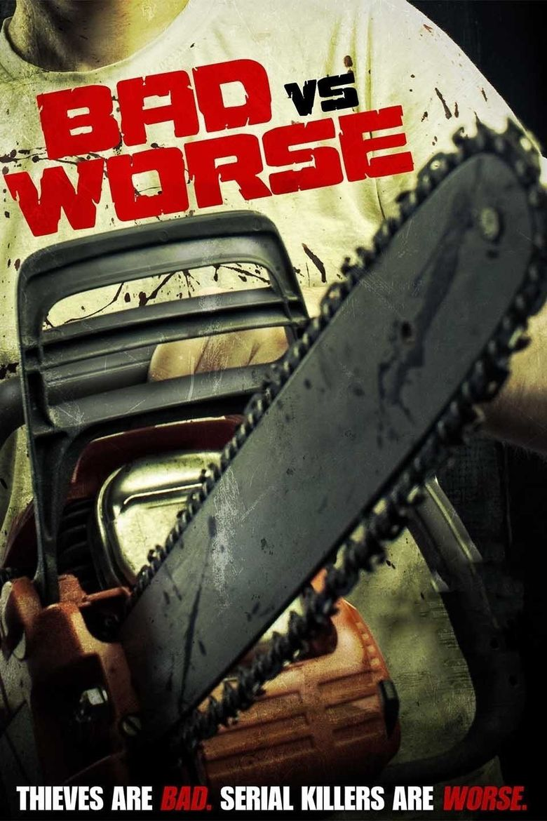 Bad vs Worse Poster
