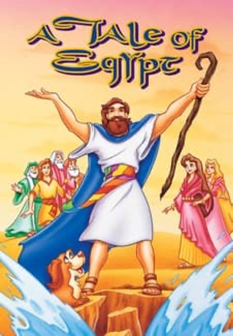 A Tale of Egypt Poster
