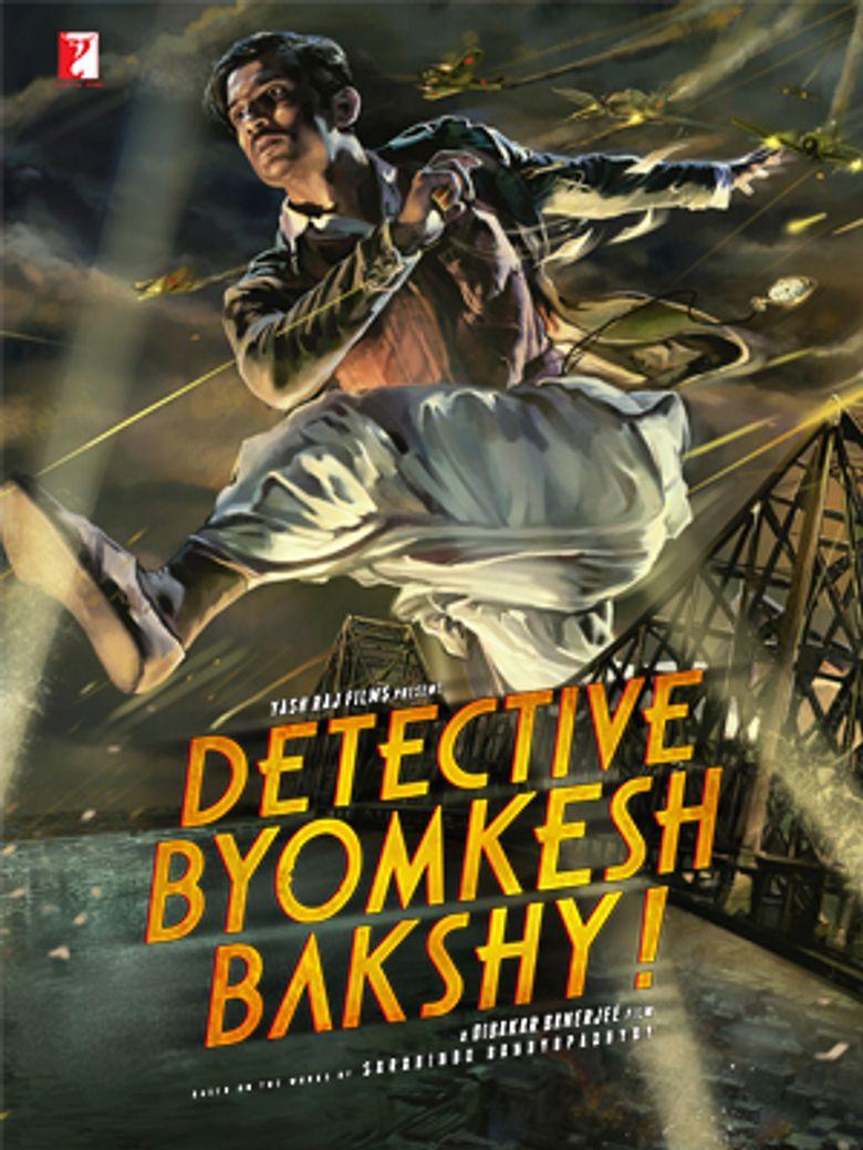 Detective Byomkesh Bakshy! Poster