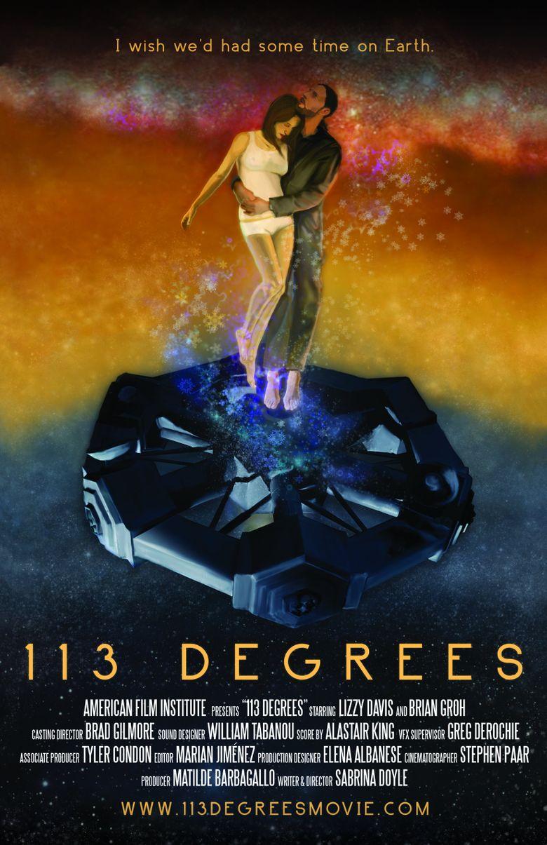 113 Degrees Poster