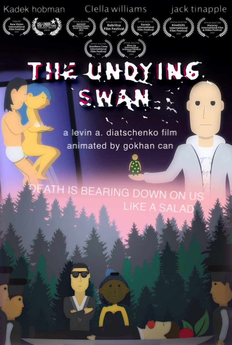 The Undying Swan Poster