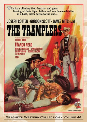 The Tramplers Poster