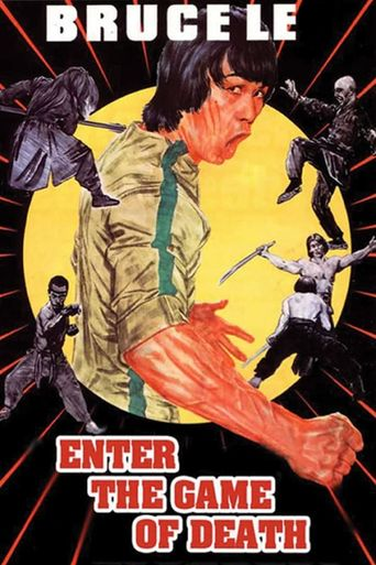 Enter the Game of Death Poster