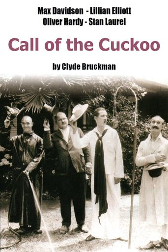 Call of the Cuckoo Poster