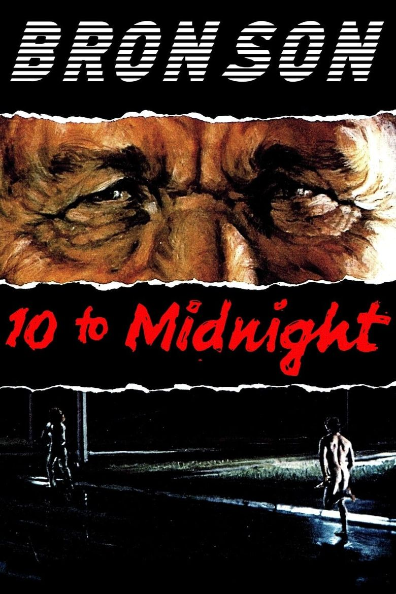10 to Midnight Poster