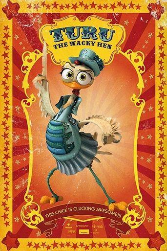 Turu, the Wacky Hen Poster