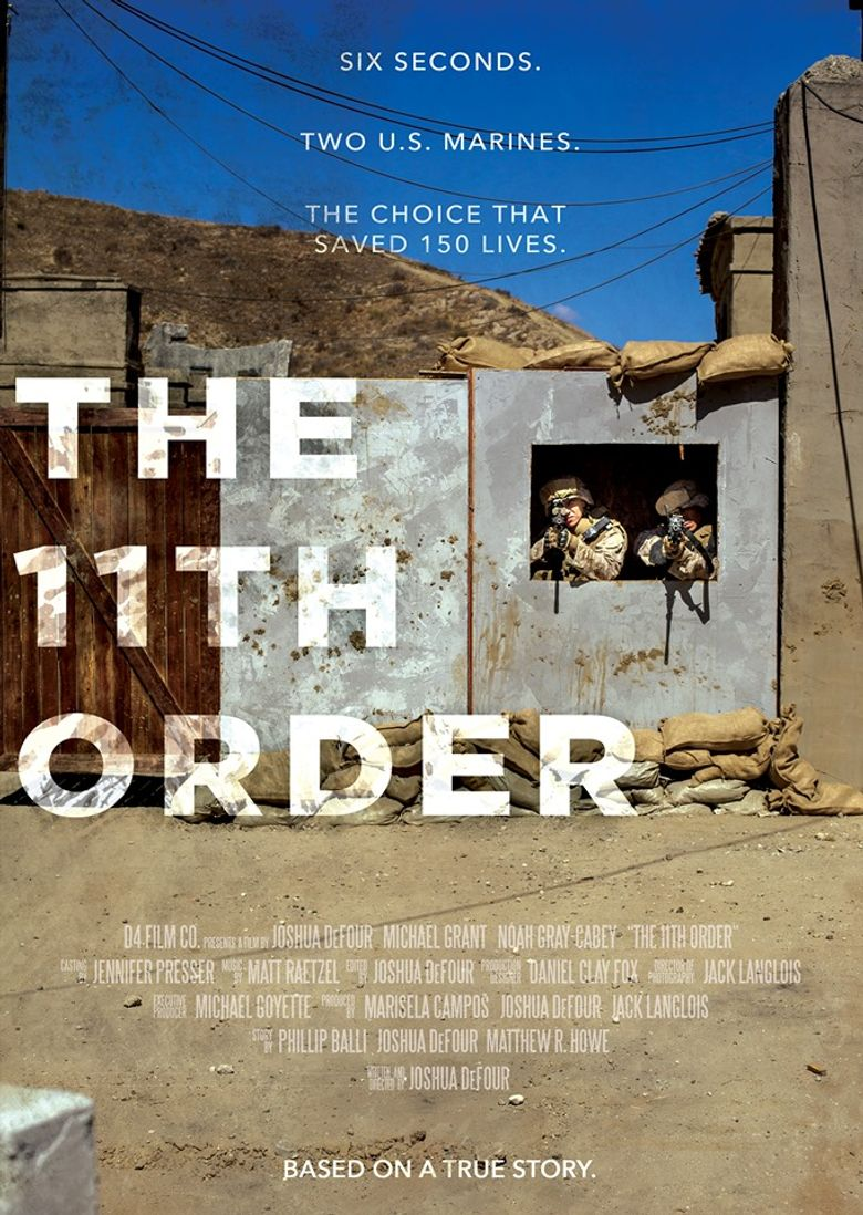 The 11th Order Poster