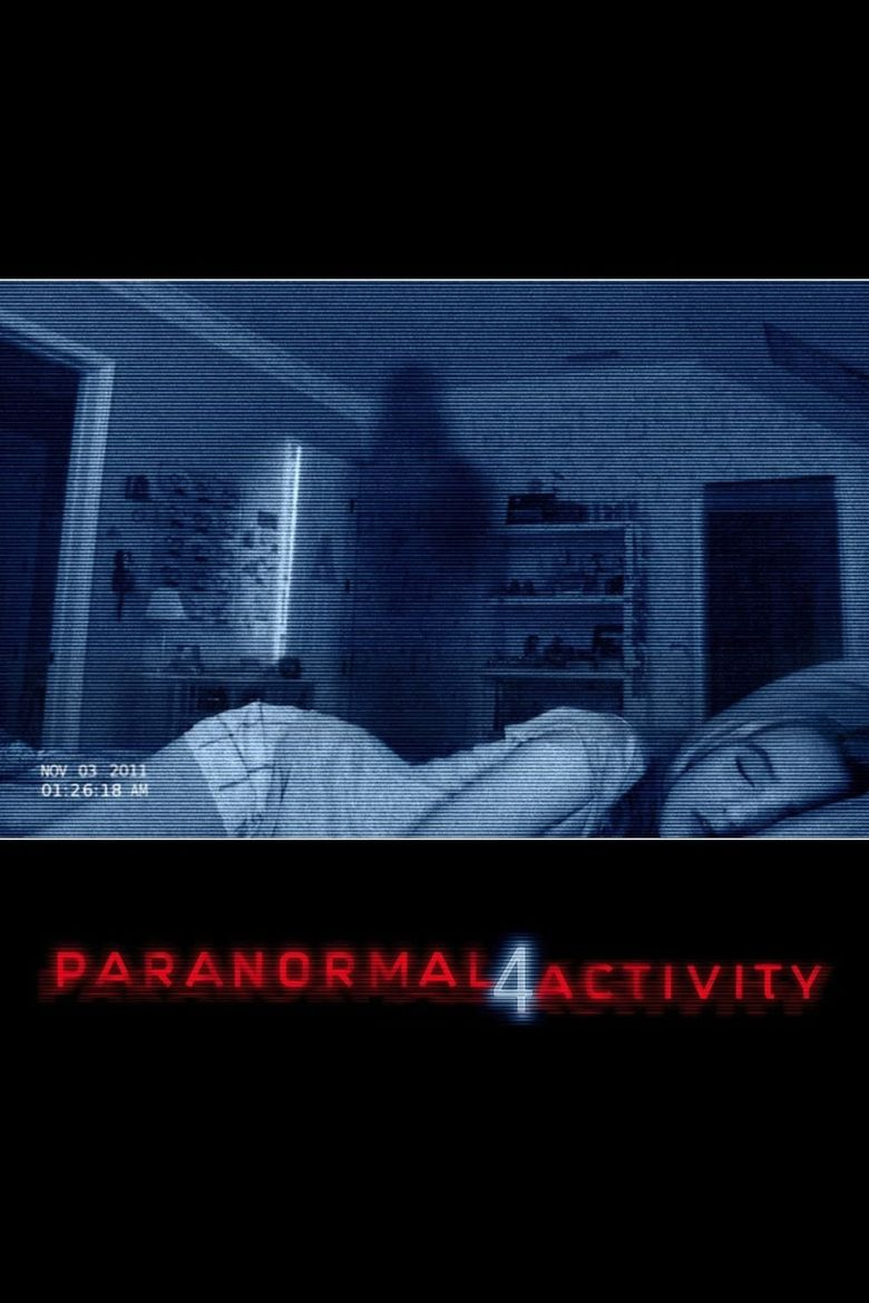 Watch Paranormal Activity 4