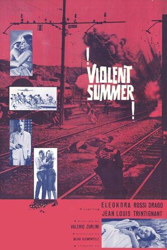 Violent Summer Poster