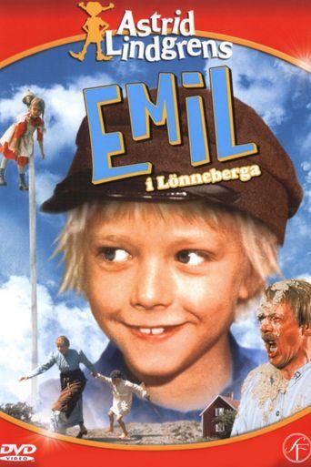 Emil in Lonneberga Poster