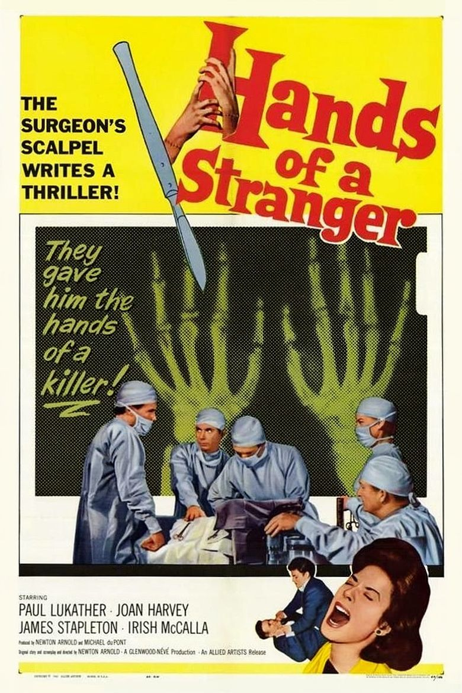 Hands of a Stranger Poster