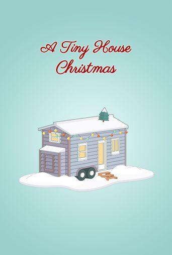 A Tiny House Christmas Poster
