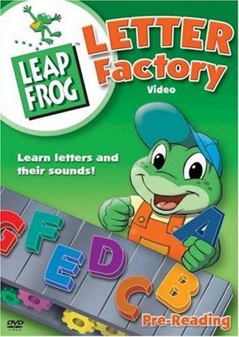 LeapFrog: The Letter Factory Poster