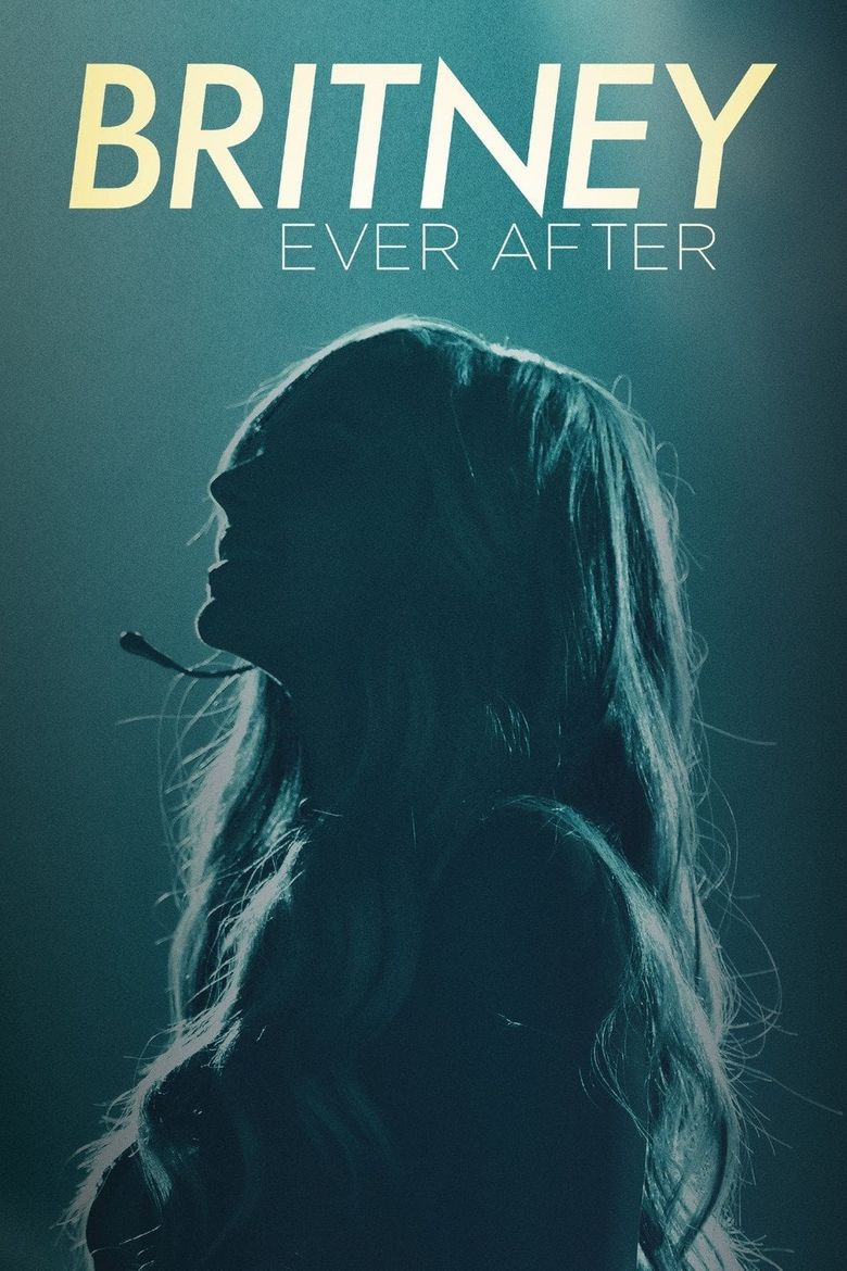 Britney Ever After Poster