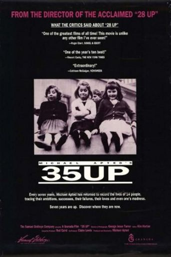 35 Up Poster