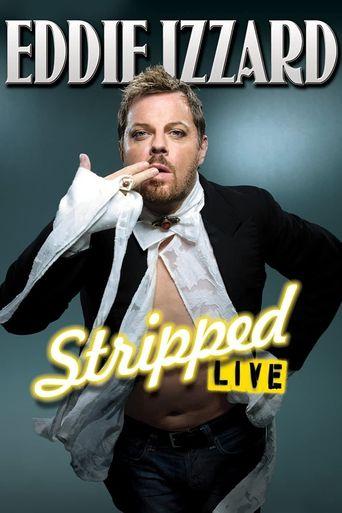 Eddie Izzard: Stripped Poster