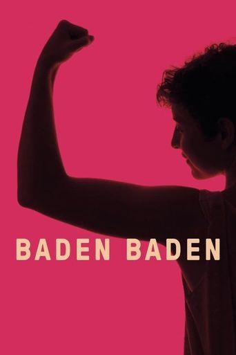 Baden Baden Poster