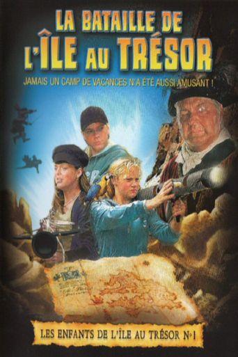 Treasure Island Kids: The Battle of Treasure Island Poster