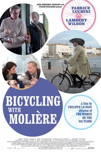 Cycling with Molière Poster