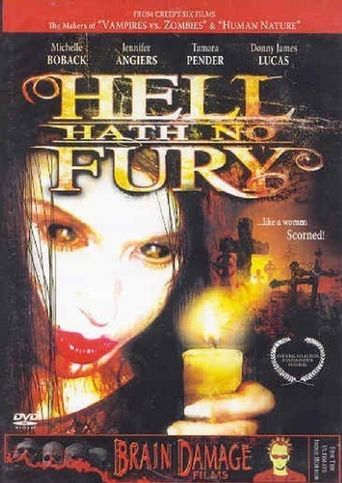 Hell Hath No Fury Poster
