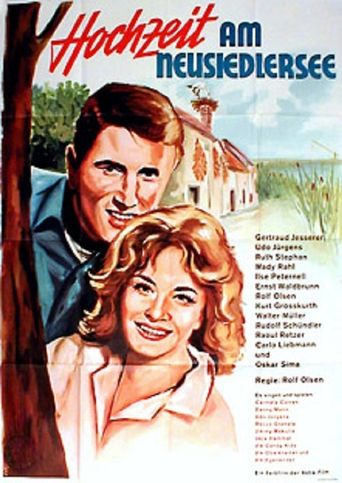Hochzeit am Neusiedler See Poster