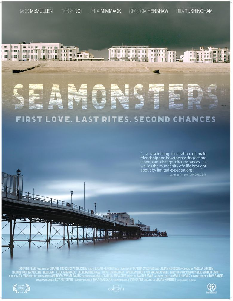 Seamonsters Poster