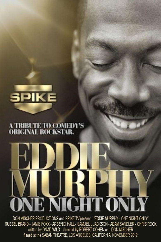 Eddie Murphy: One Night Only Poster